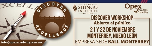 DISCOVER WORKSHOP -  BALL MONTERREY