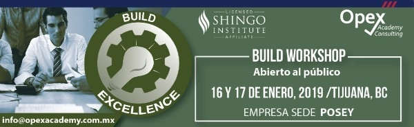 BUILD WORKSHOP 16 Y 17 ENERO 2019 TIJUANA, BC