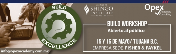 BUILD WORKSHOP 15 y 16 DE MAYO TIJUANA B.C